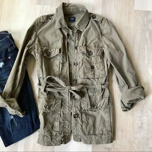 Gap Military Utility Jacket